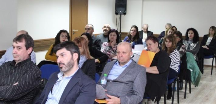 Националната среща на общинските предприятия и търговски дружества